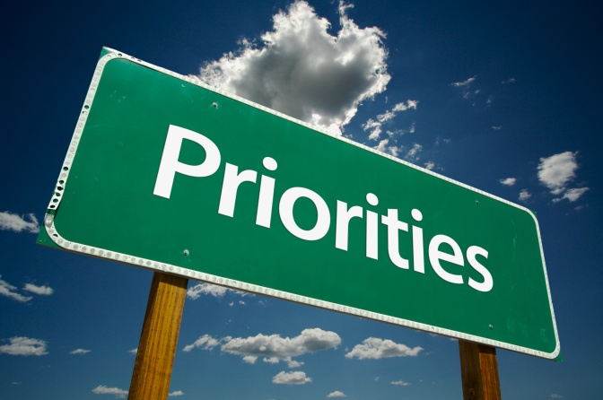 Easy Ways to Prioritize Project Tasks - Executive Salad