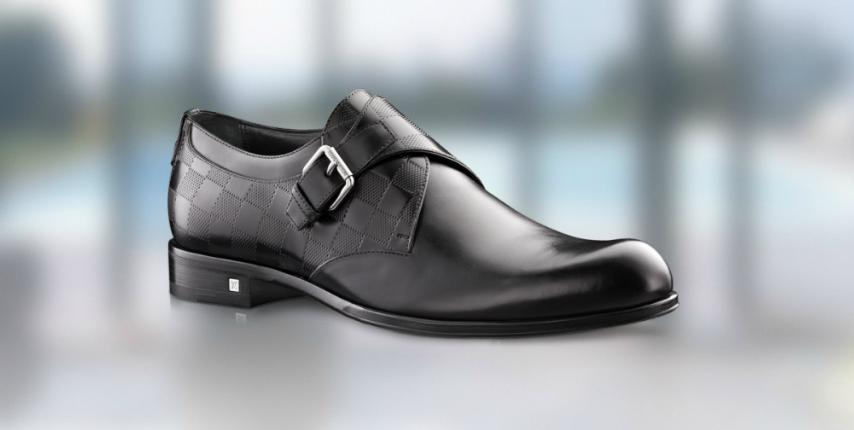 louis vuitton dress shoes. louis vuitton district buckle shoe in damier embossed calf at au$1,100 - executive salad dress shoes