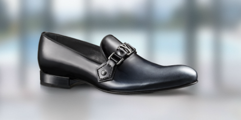 Louis Vuitton glass dome loafer - Executive Salad