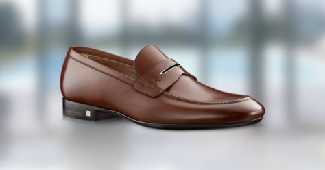 Louis Vuitton Griffith Loafer in Waxed Calf at  AU$1,010 - Executive Salad
