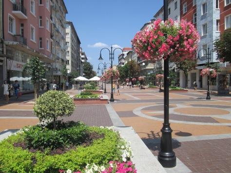 48 Hours In: Sofia - Promenade on Vitosha Boulevard - Executive Salad