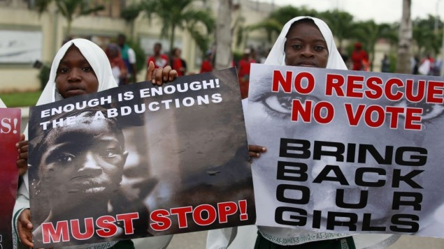 Again Boko Haram abducts another 8 teenage girls in Borno