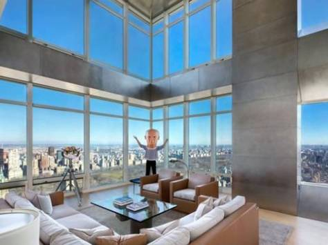American billionaire Steve Cohen 'furious' over $100m penthouse 'no one wants' - Executive Salad
