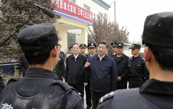 "China's Xi orders ""crushing blow"" to terrorism - Executive Salad"