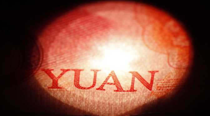 Chinese yuan, ever-more a global currency