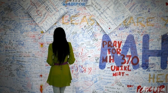MH370: Report made public today