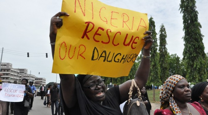 Nigeria army 'knows where Boko Haram are holding girls' - Executive Salad