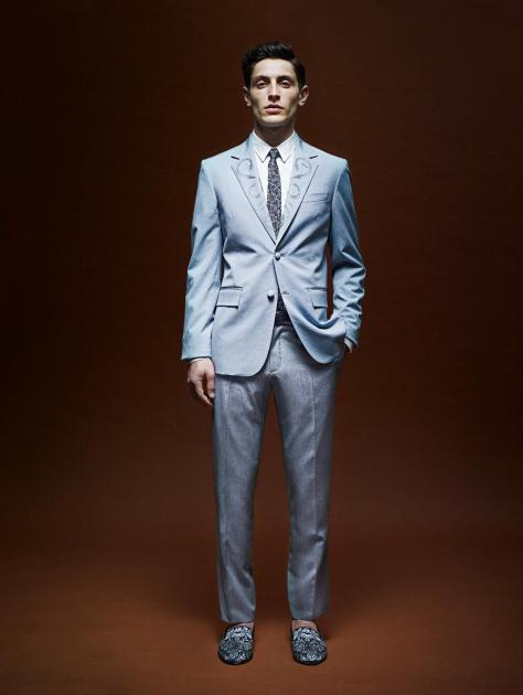 Roberto Cavalli SS14 - Men's Collection Elegance - Executive Salad