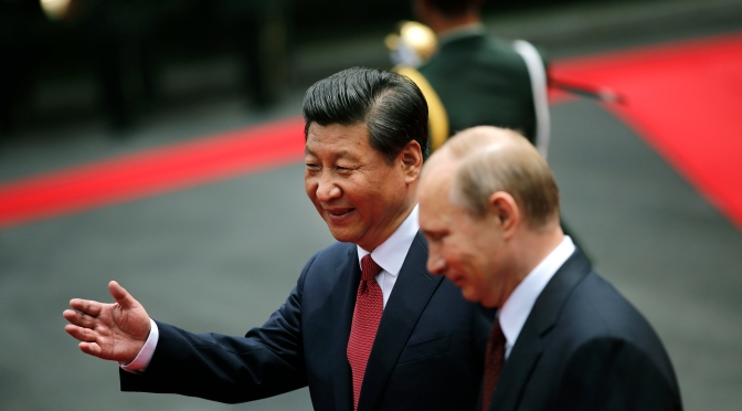 Russia signs 30-year gas deal with China - Executive Salad