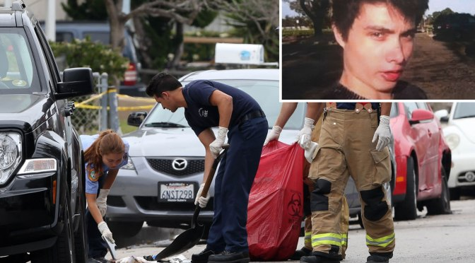 Santa Barbara Killer Began By Stabbing 3 in His Home