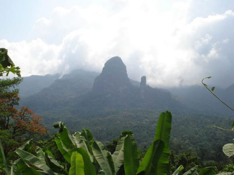 Volcanic Plugs - Sao tome and Principe: Prepare for turtle immersion - Executive Salad