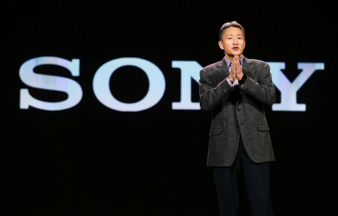 Sony's top executives to return their annual bonuses: Report - Executive Salad