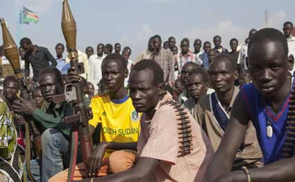 South Sudan war escalating into 'cycles of revenge': Amnesty