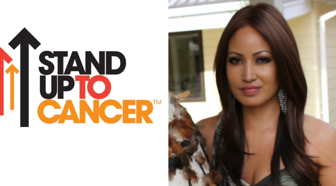 Stand Up 2 Cancer – Help Jennifer be with her children and husband