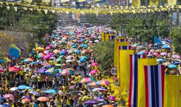 Thailand marking Coronation Day - Executive Salad
