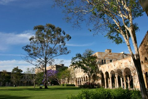 The Economist's Top Value-for-Money B-Schools - No. 16 - University of Queensland, Australia - Executive Salad