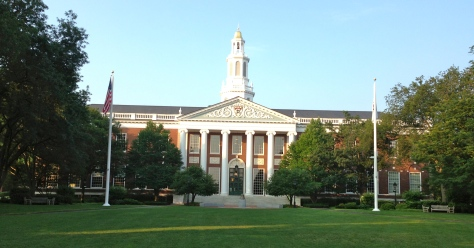 The Economist's Top Value-for-Money B-Schools - No. 17 - Harvard Business School - Executive Salad