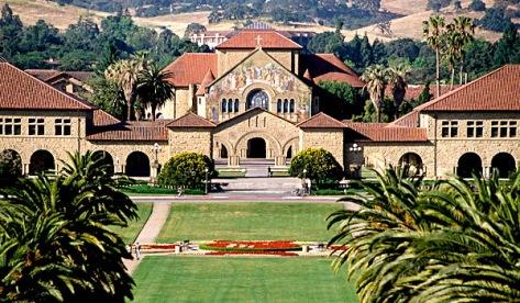The Economist's Top Value-for-Money B-Schools - No. 18 - Stanford University - Executive Salad