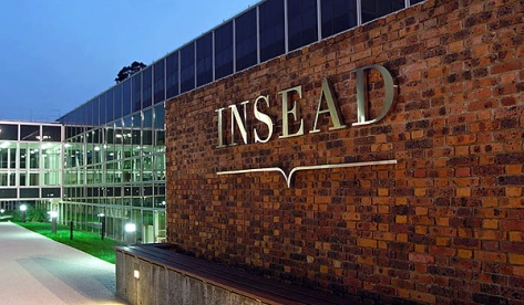 The Economist's Top Value-for-Money B-Schools - No. 12 - INSEAD - Executive Salad