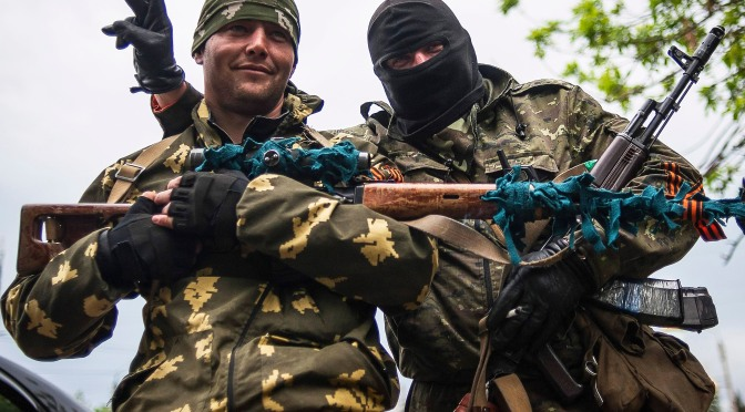 Ukraine crisis: Pro-Russia rebel vote to go ahead