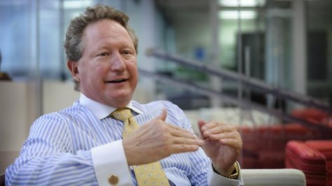 Walk Free Foundation - Stop modern day slavery - Andrew Forrest is determined to win the war against slavery - Executive Salad