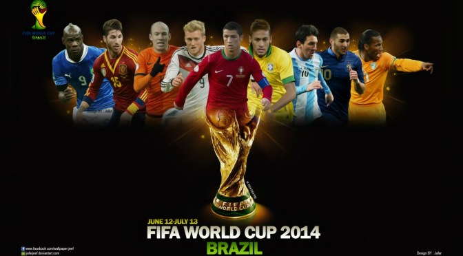 World Cup 2014 countries: Fifa world rankings - Executive Salad