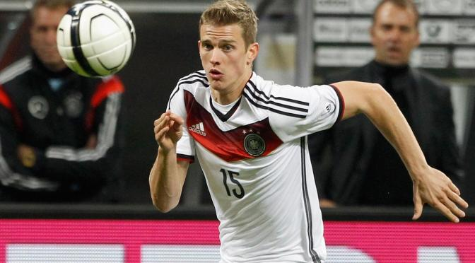 World Cup 2014: Injured Lars Bender out of Germany squad