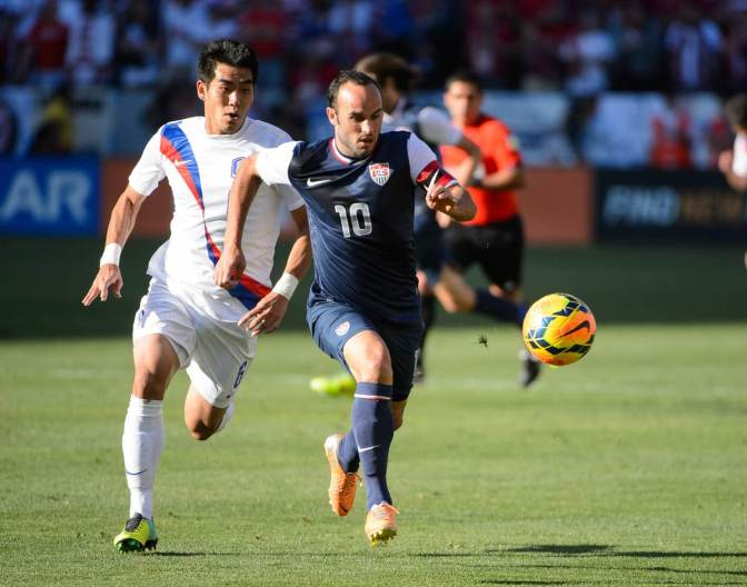 World Cup 2014: Landon Donovan dropped from US squad