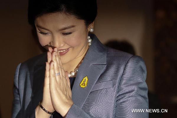 Yingluck removed by court verdict as head of Thai caretaker gov't