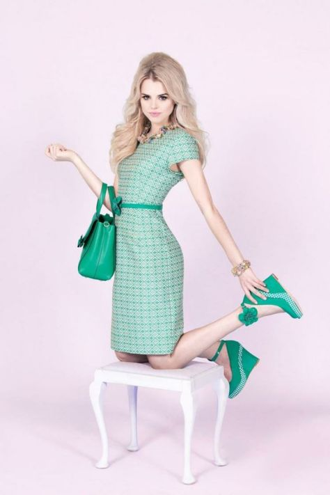 Alannah Hill - Executive Salad