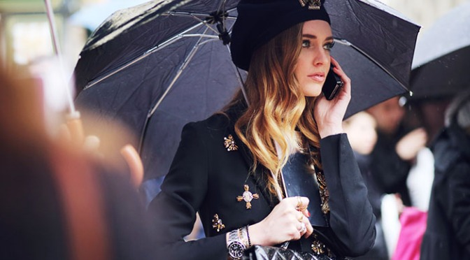 EXECUTIVE FASHIONISTA – Chiara Ferragni