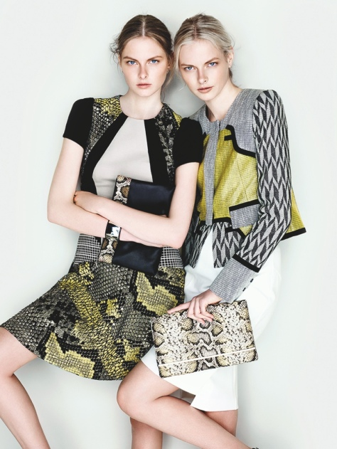 Cue Clothing Co. - Executive Salad