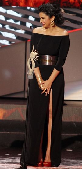 Parineeti Chopra wearing Nikhil Thampi - Executive Salad