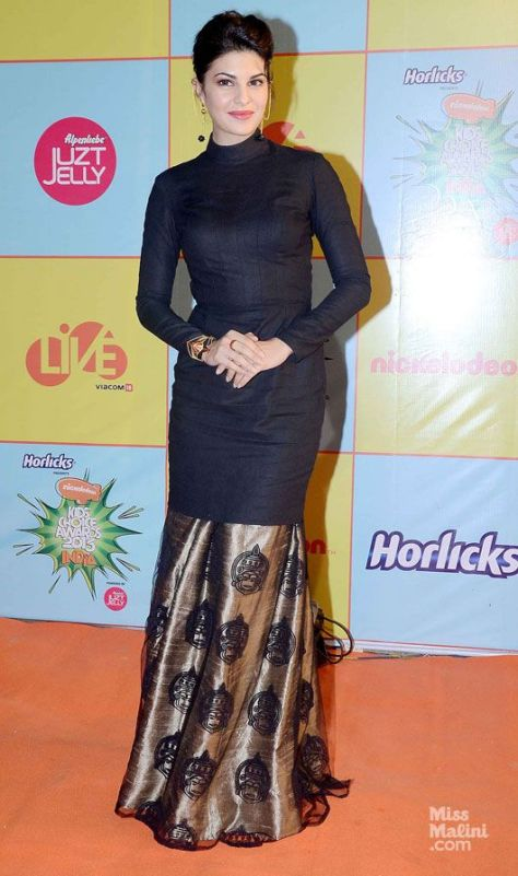 Jacqueline wearing Nikhil Thampi - Executive Salad