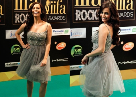 Dia Mirza in Rocky S - Executive Salad