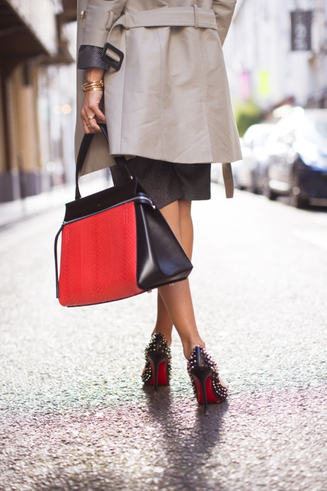 Song of Style - Christian Louboutin and Celine - Executive Salad