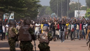 Burkina Faso Declares State Of Emergency After Protesters Storm Parliament - Executive Salad
