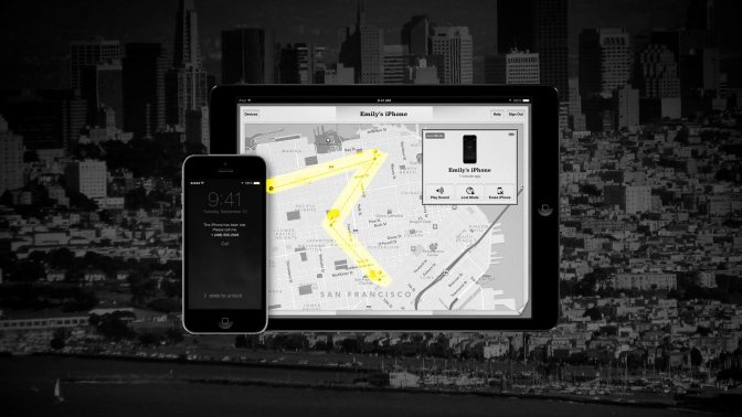 Find My iPhone? Find Me! Lost Phone Feature Helps Rescuers Locate Crashed Car