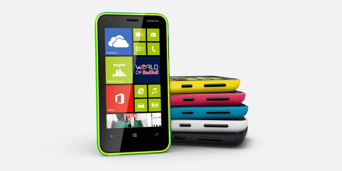 Microsoft ditching the nokia name on smart phones - executive salad