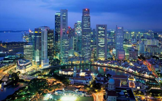 Singapore tops list of best countries to visit in 2015