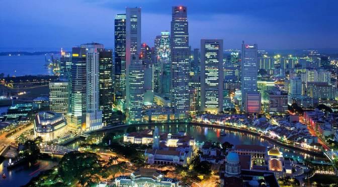 Singapore - Executive Salad