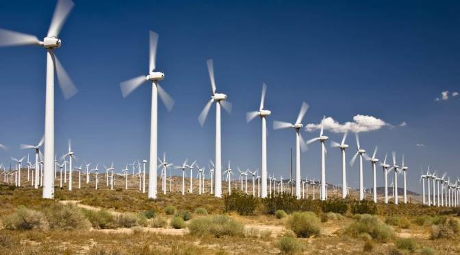 Wind farms outstrip nuclear power