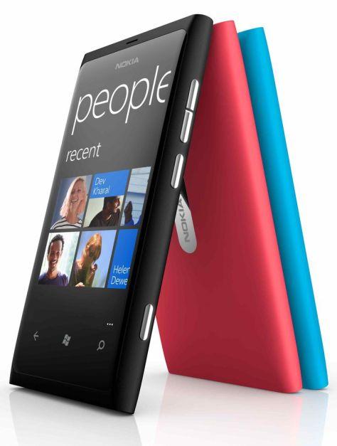 Nokia Lumia - Executive Salad
