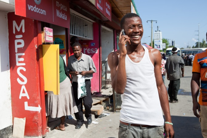 Africa's mobile money makes its way to Europe with M-Pesa