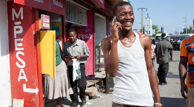 Africa's mobile money makes its way to Europe with M-Pesa - Executive Salad