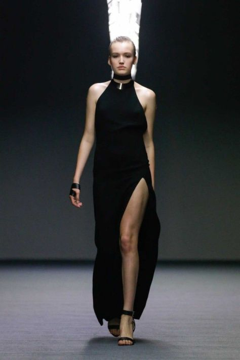 Carla Zampatti Ready-To-Wear SS 2014-2015 - Executive Salad