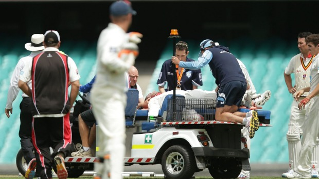 Critical: Hughes battles catastrophic brain bleed