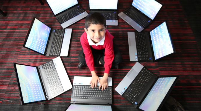 Five-year-old passes Microsoft exam