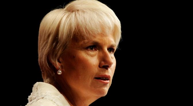 Gail Kelly exits Westpac