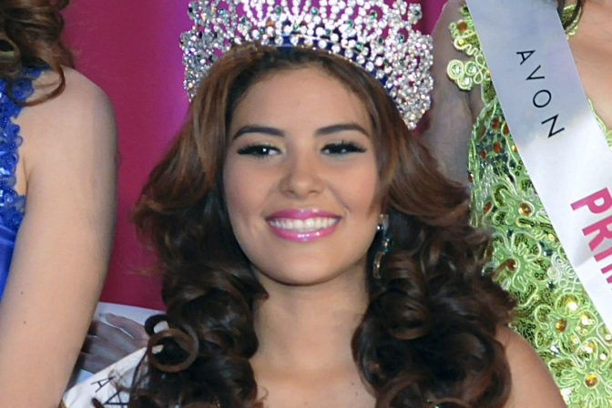 Honduran beauty queen found dead